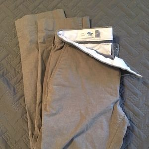Slim Fit Men's Pants